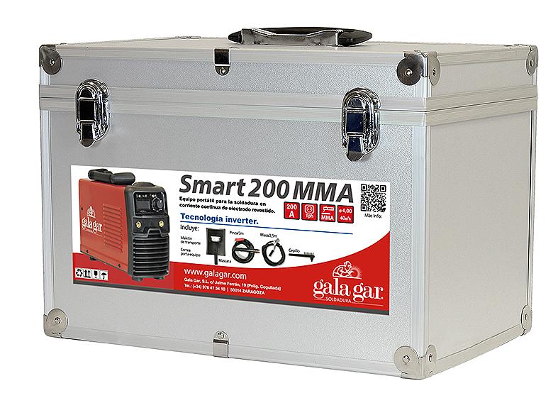 Maletin smart 200 Galagar