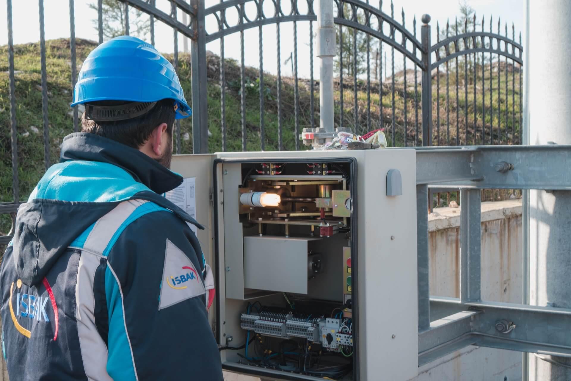Equipo Protección Individual electricista